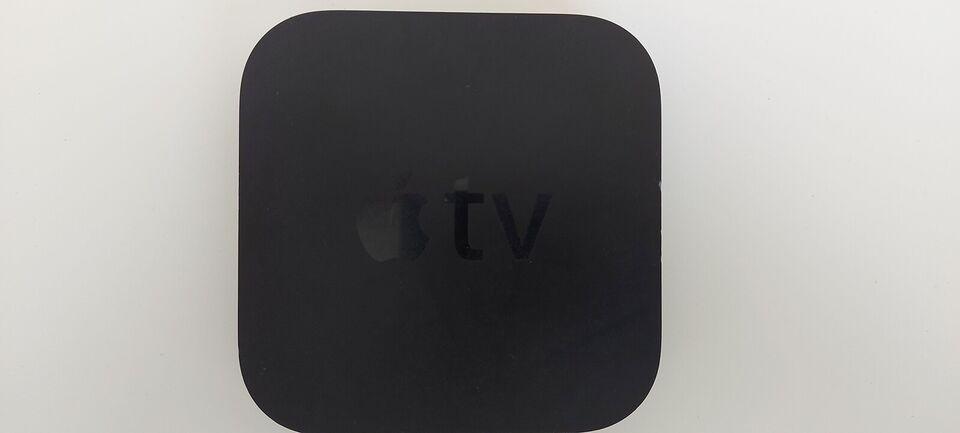 Apple tv, Apple, God