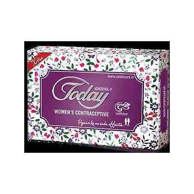 Today womens Contraceptive(condom alternate)