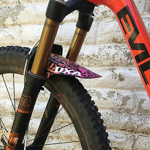 MTB Front Mudguard Ride Guard New PF1 Mountain Bike Fender Recycled Plastic