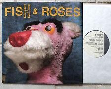 FISH & ROSES – Fish & Roses  LP  Lost Records – TTL87123