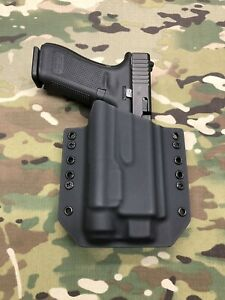 Black Kydex Light Holster for M/&P Compact 9//40 Streamlight TLR-3