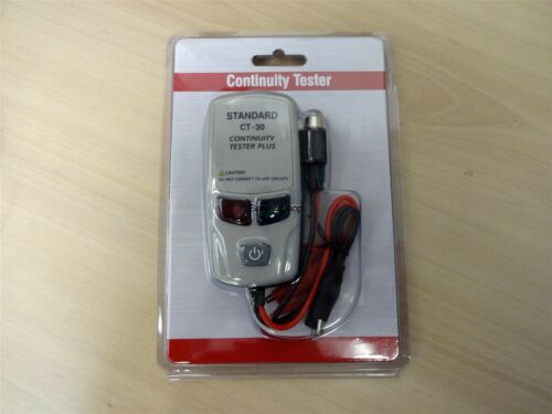 Cable Wire CT-30 Remote and Local Continuity Tester