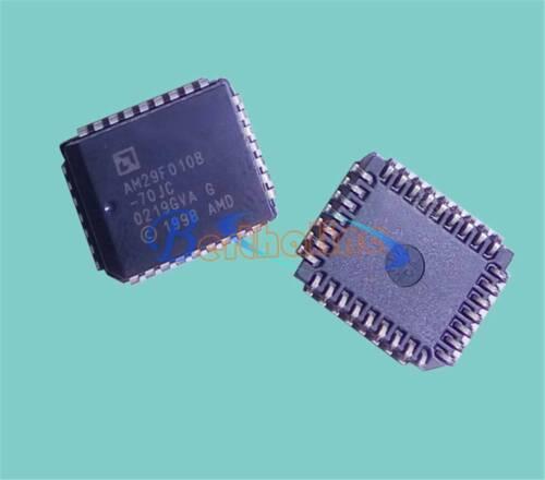 10PCS New AMD AM29F010B-70JC Encapsulation:PLCC-32
