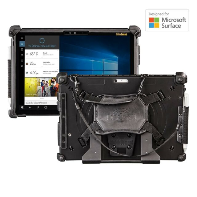 Mobiledemand Military Drop Tested Premium Rugged Case For Microsoft Surface P