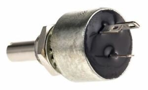 Shaft Vishay Cermet Potentiometer with a 6 mm Dia