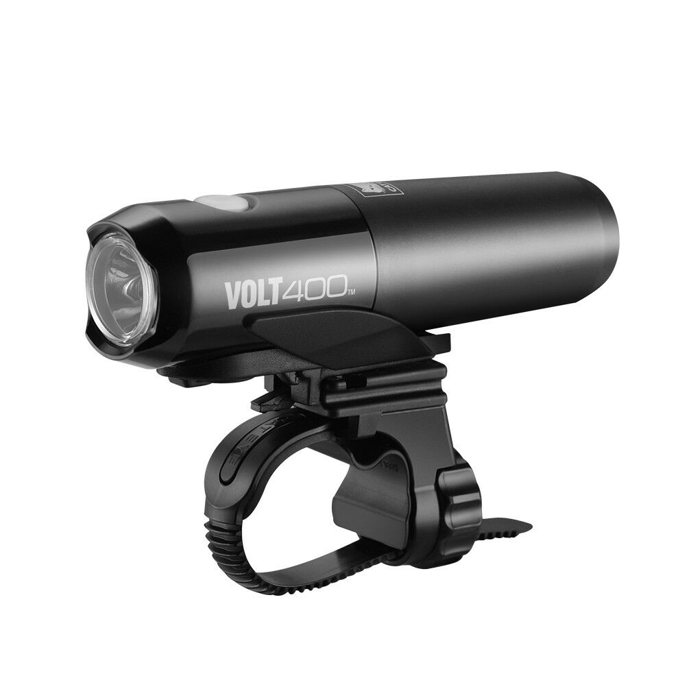 CATEYE VOLT400 Cycling Bicycle Head Light USB Rechargeable Headlight 400 Lumens