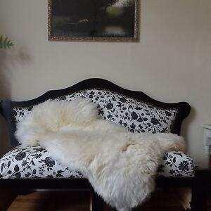 haut co peaux de mouton d 39 agneau 80cm jusqu 39 155cm ebay. Black Bedroom Furniture Sets. Home Design Ideas