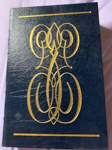 Leech, Margaret - William McKinley IN THE DAYS OF MCKINLEY Easton Press 1st Edit