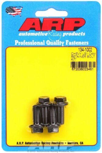 ARP 134-1002 Cam Retainer Bolt Kit GM LS-Series 8MMX1.25 Thread 20MM Long