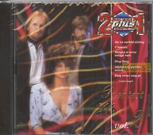 2-1-DWA-PLUS-JEDEN-23-GREATEST-HITS-vol-2-CD-sealed-2plus1