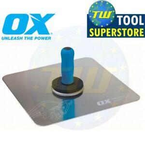 Ox-Tools-Plastering-Hawk-13-x-13in-Aluminium-Plasterers-Handboard-330mm-P010513