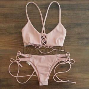 Sexy-Women-Bikini-Push-up-Padded-Strappy-Swimsuit-Bathing-Suit-Bandage-Swimwear
