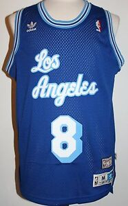 7f1c30190072 Kobe Bryant Los Angeles Lakers Royal Blue Soul Swingman  8 Throwback ...