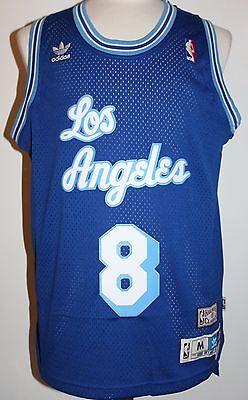 Kobe Bryant Los Angeles Lakers Royal Blue Soul Swingman #8 ...