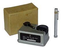 Ex-Army Personal Dosimeter Radiological Pen Radiation Detection Soviet Meter