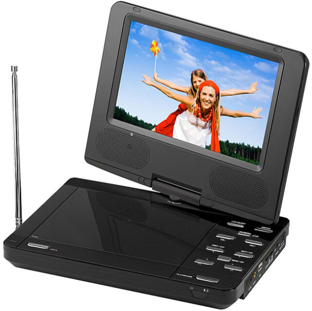 Supersonic SC-259 9 Inch Portable Dvd Player - $50.00