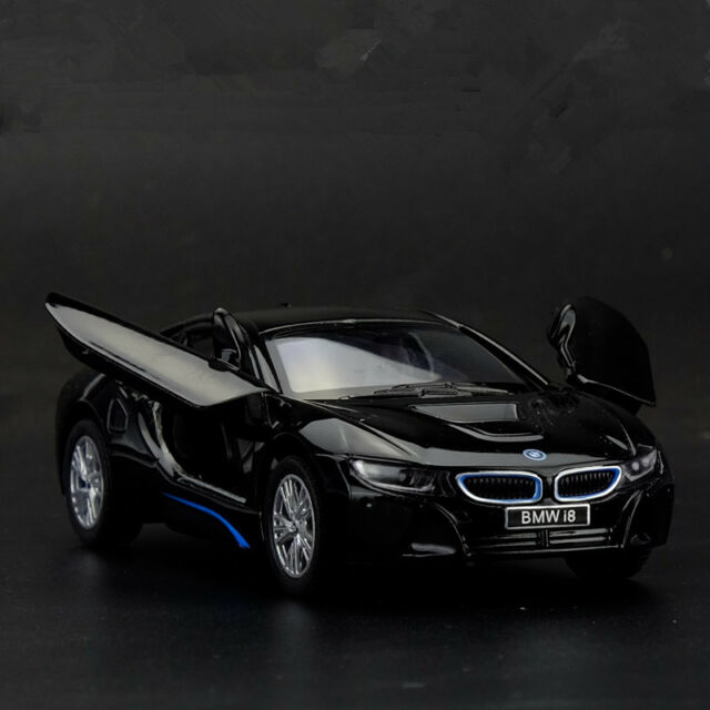 Bmw I8 1 36 Model Cars Diecast Open Up The Door Toys Alloy