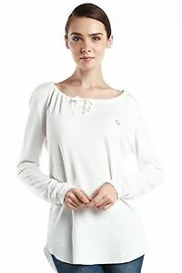Fred Crew Autentisk Sweatshirt Neck Ribbon Women Perry Wt Pullover Made Italy dFXATF