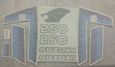 SUZUKI TS250ER TS250 ER  FULL PAINTWORK DECAL KIT