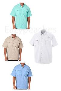 Columbia - Men's PFG Bahama™ II, Short Sleeve Shirt, Size S, M, L, XL, 2XL, 3XL