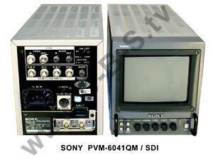 Sony-PVM-6041QM-Professioneller-Studiomonitor-6-034-m-SDI