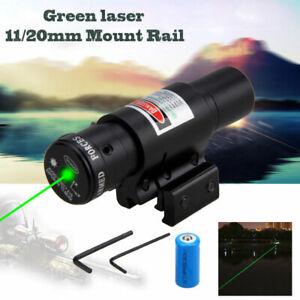 Caza-de-Green-Dot-haz-de-laser-para-juego-de-bateria-con-CR2-vista