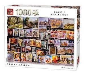 KING-STRADA-GALLERIA-Puzzle-1000-pezzi