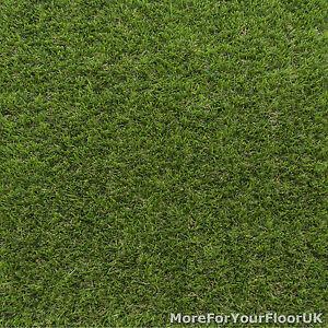 Details About Sutton 40mm Natural Look Artificial Turf Gr Garden Patio Decking