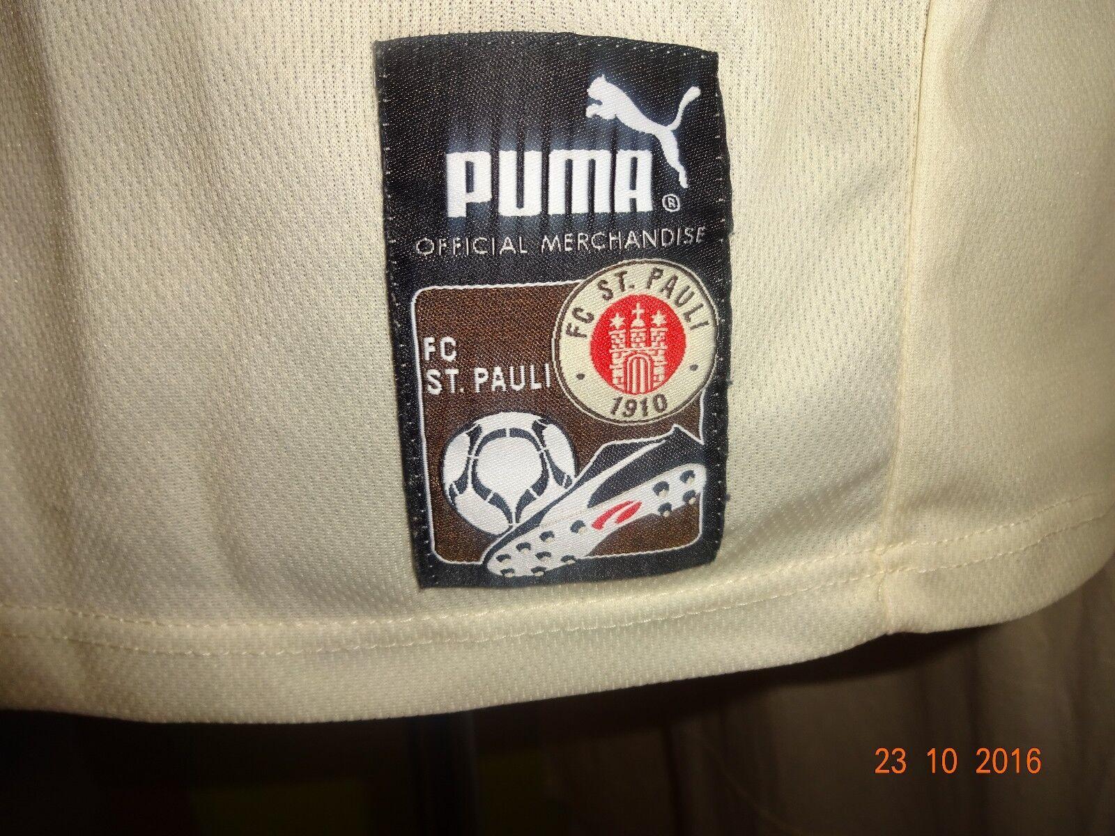FC St.Pauli Original Heim Puma Heim Original Trikot 1998/99