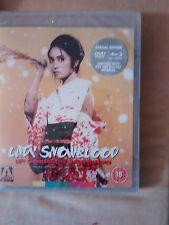 LADY SNOWBLOOD 1 & 2 BLU-RAY & DVD COMBO NEW & SEALED