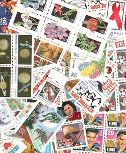 US Discount Postage Stamps 100 (29cent Stamps) Mint Below Face SHIPS FREE