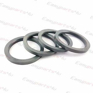 interno 57,1/mm 66,6/mm 4/X Anelli di centraggio diametro esterno