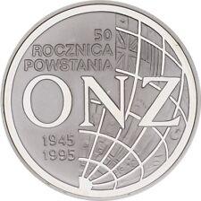 Poland / Polen - 20zl 50th Anniversary - United Nations