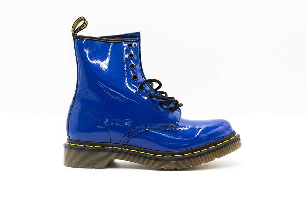 Dr Martens-R11821409-mujeres - 8 Ojo bota-Royal patente