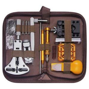 149-PieCes-Kit-D-039-Outils-de-ReParation-de-Montres-Regarder-le-Lien-Dissolvant-Q2V