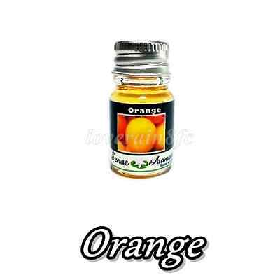 Orange Pure Essential Oil 5ml Free Ship