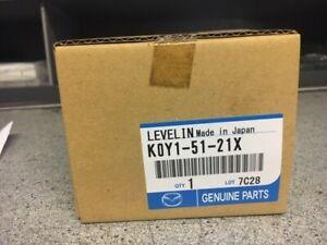 Genuine-Mazda-Headlight-range-adjustment-K0Y15121X-leveling-unit-R