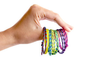 8b60b6a353b68 Details about Friendship Bracelet Men String Adjustable Woven Rope Handmade  Infinity Tread 2mm