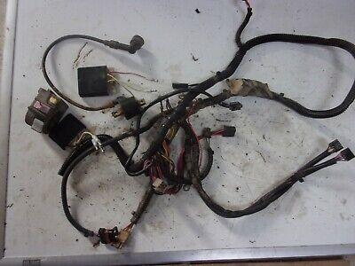 1998 POLARIS TRAIL BLAZER 250 WIRING HARNESS ELECTRICAL ...