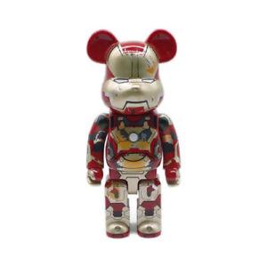 11/'/' Monkey Be@rbrick 400/% 28cm Toy Figure PVC