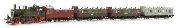 Fleischmann 481102 5-piezas de pasajeros rce  Berliner wannseebahn  Spur HO