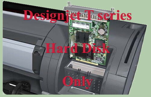 HP DesignJet T1100 IDE Hard Drive for Formatter Q6683-67030 **Fix  08:11 Error**
