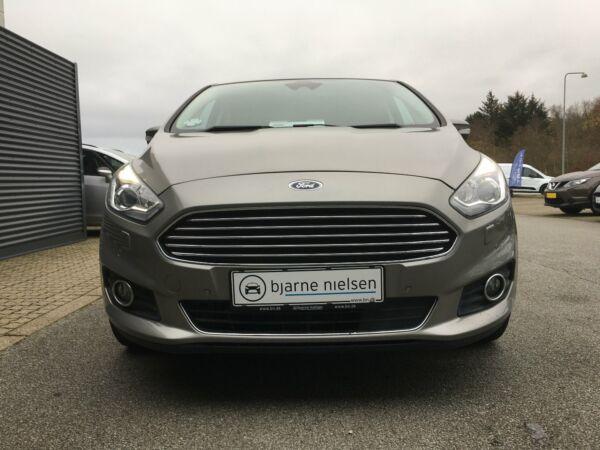 Ford S-MAX 1,5 SCTi 160 Titanium 7prs - billede 1