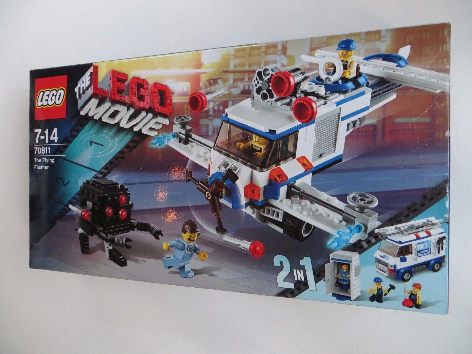 New Sealed The Lego Movie 70811 The Flying Flusher