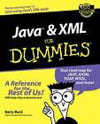 Java and XML For Dummies by Barry Burd (Paperback, 2002)