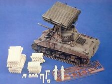 "Verlinden 1/35 ""Calliope"" T34 Rocket Launcher Conversion Set for M4 Sherman 803"