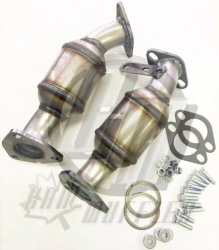 GMC Acadia 3.6L Both Catalytic Converters Front Right /& Left Side 2007-2017