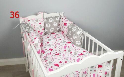 9 pc cot//cot bed bedding sets PILLOW BUMPER CASES SHEET stars  chevron grey