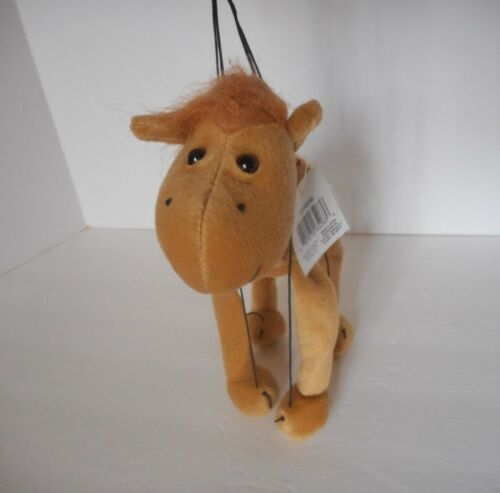 Plush Animal Marionette Puppet Horse