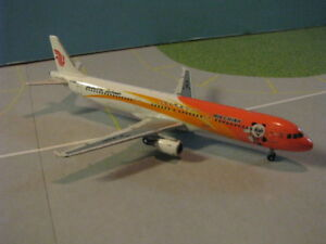 PHOENIX-MODEL-AIR-CHINA-034-BEAUTIFUL-SICHUAN-034-A321-1-400-SCALE-DIECAST-MODEL